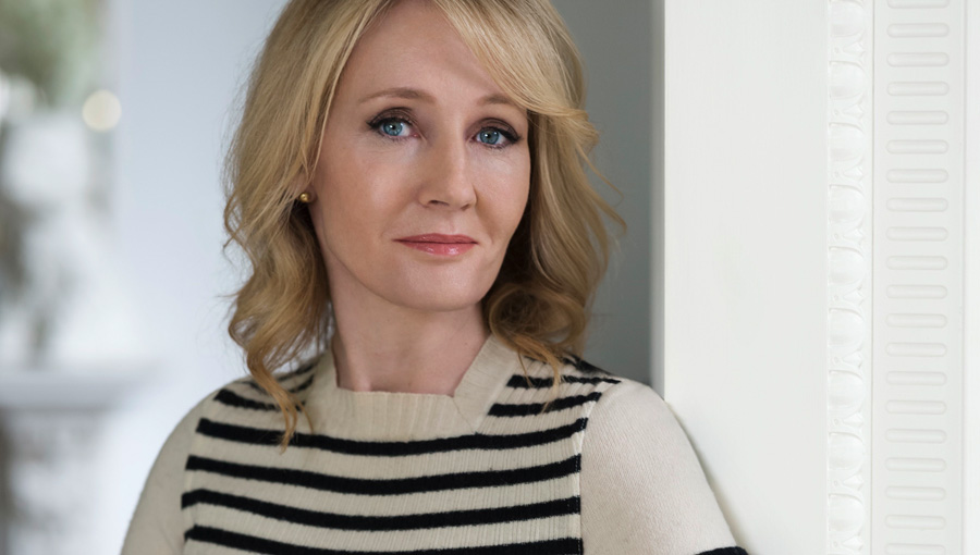 "Failogue: J.K. Rowling was the ""Biggest Failure She Knew"""